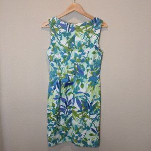 Connected Dress 8 Print Colorful